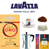 Work @ Home & Student Package: Qualita Oro Espresso