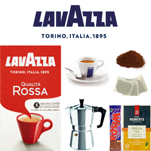 Work @ Home & Student Package: Qualita Rossa Espresso