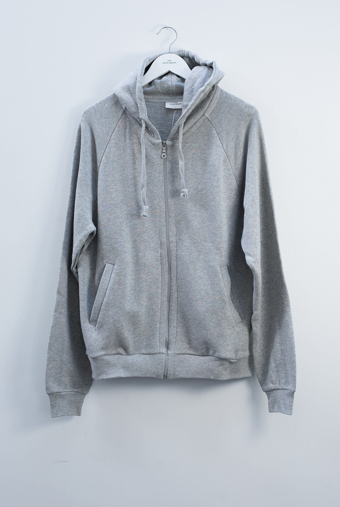 Sin hooded raglan jacket