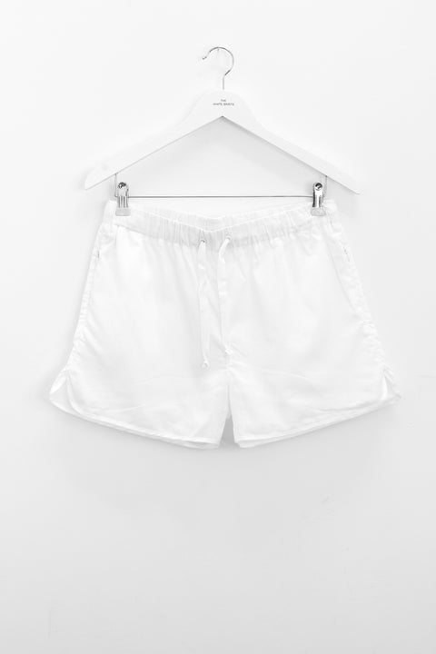 Whiff cotton muslin shorts