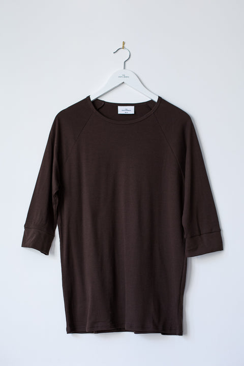 Anchovy 3/4 sleeved t-shirt