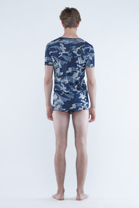 the white briefs camouflage navy cotton t-shirt