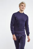 Sal cotton fleece sweater