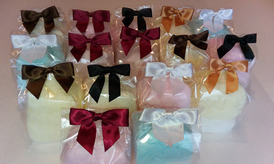 Custom Cotton Candy Favors