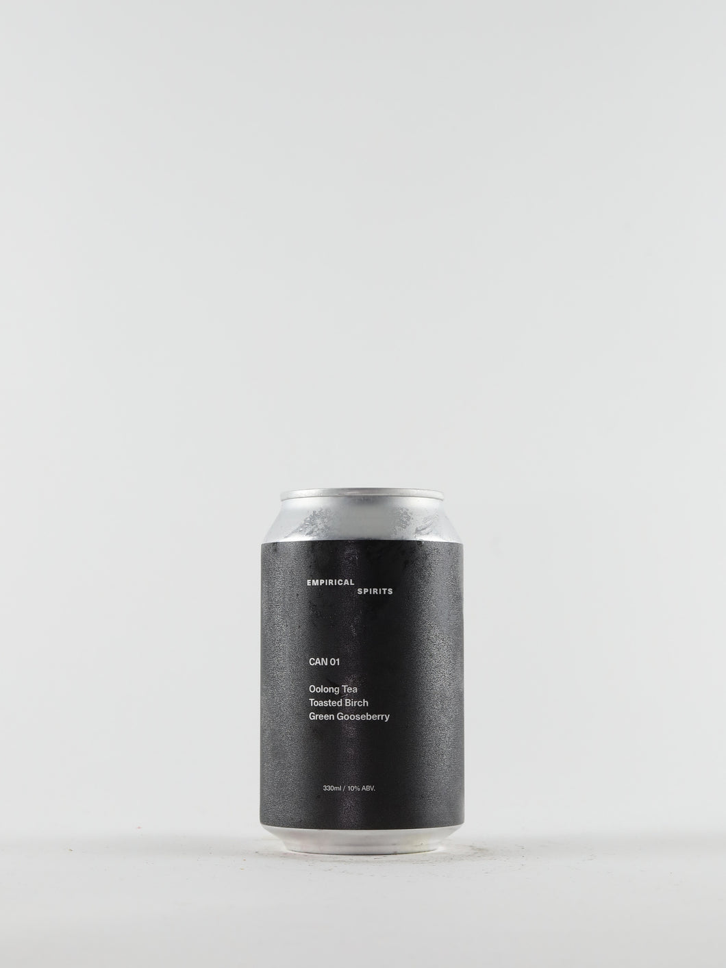 CAN 01 (OOLONG TEA) - Empirical Spirits