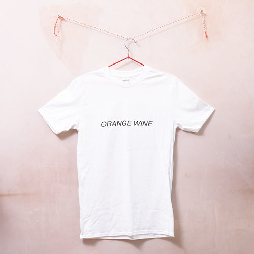 Orange Wine T-Shirt - Shop Cuvée