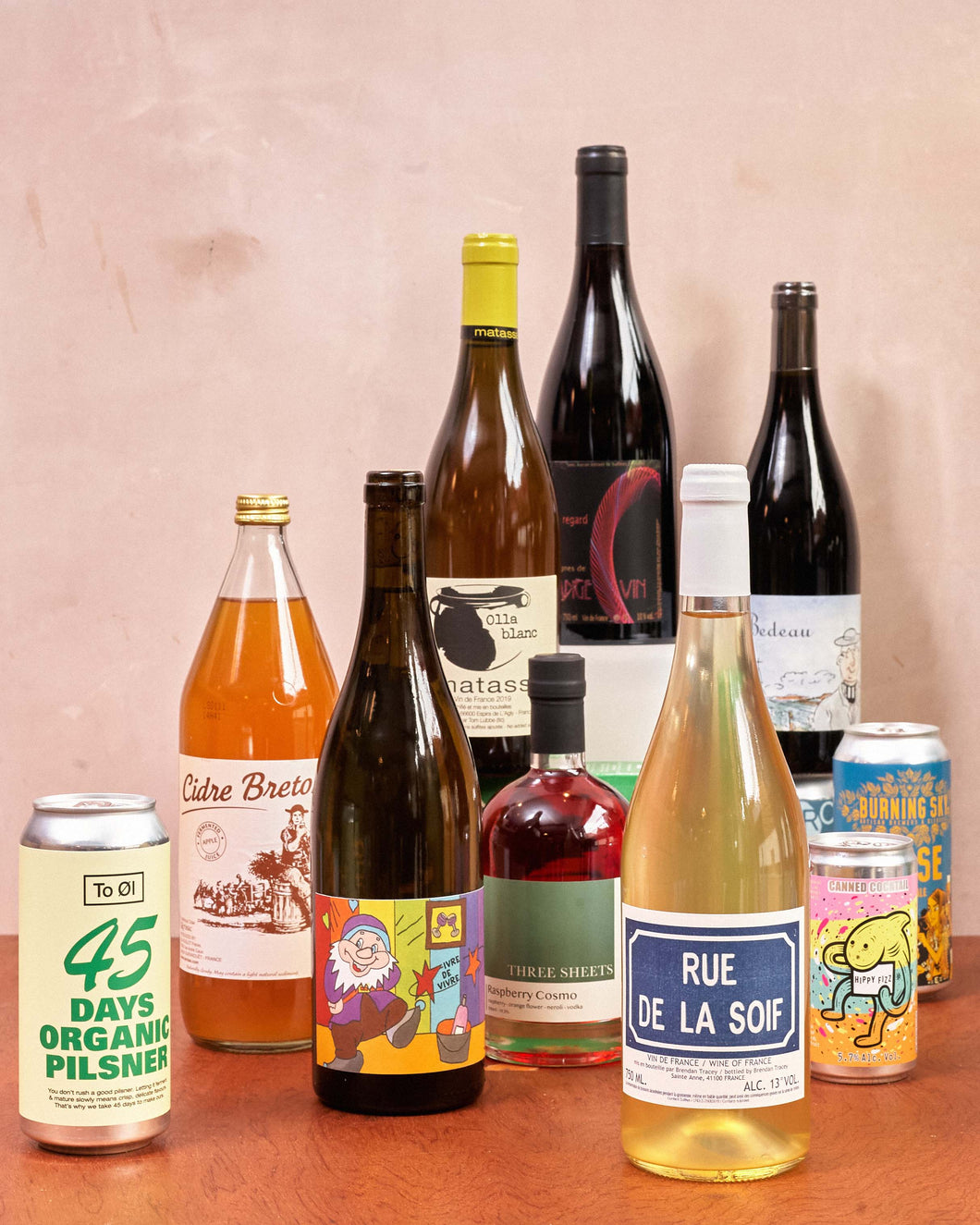 The Natural Wine Subscription