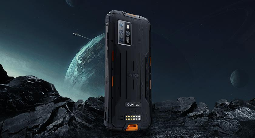 OUKITEL WP10 Most Affordable 5G Rugged Phone Global Presale Kicks Off at $399.99(Comparison with Cat S52)