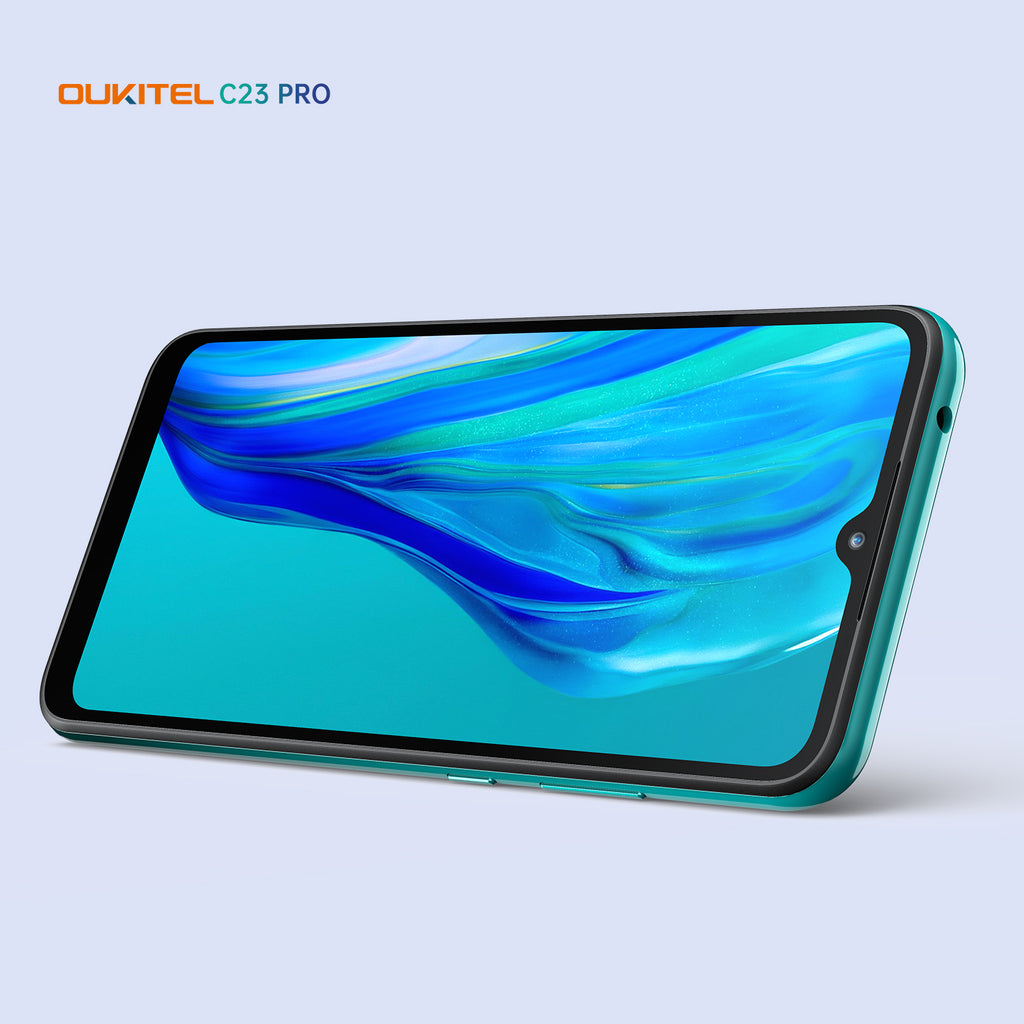 C23 Pro Affordable smartphone 6.528-inch display