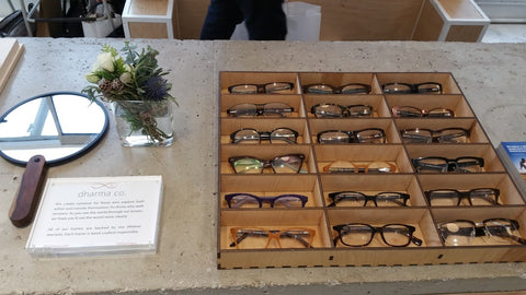 Seaport Studios Dharma Co. Eyewear Store
