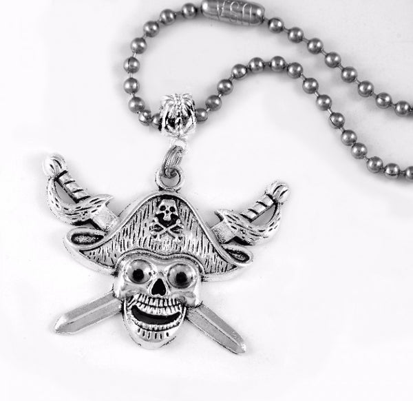 Pirate Charm BC Necklace