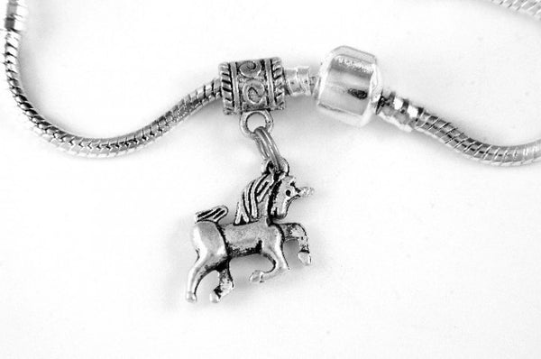 Unicorn Charm SC Necklace