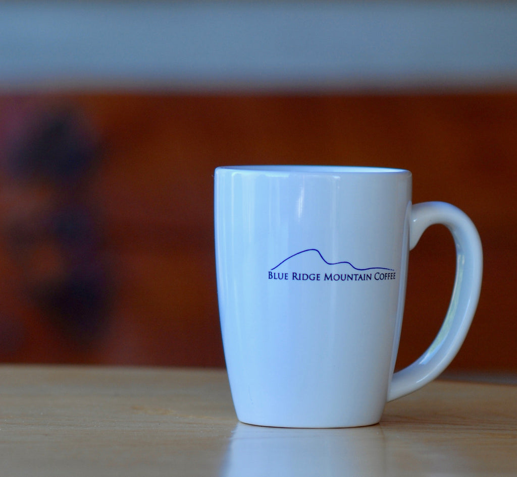 Blue Ridge Mountain Coffee Cup
