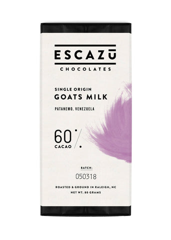 Escazú Single Origin Goats Milk