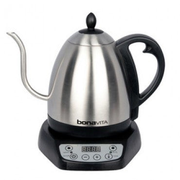 Bonavita Gooseneck Variable Temperature Electric Tea & Coffee Kettle