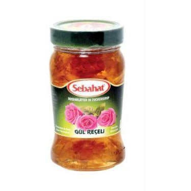 Confiture de Rose - Recel Gul 360gr - TurkishTime