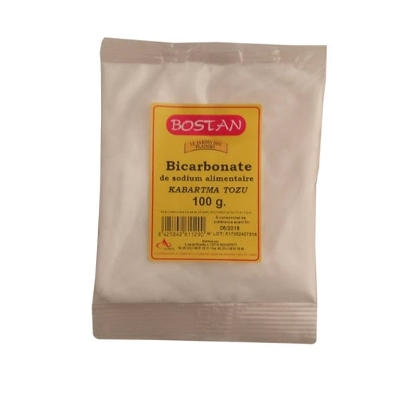 Bicarbonate 100gr BOSTAN - TurkishTime