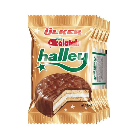Biscuit Halley 5×30 gr ULKER - TurkishTime