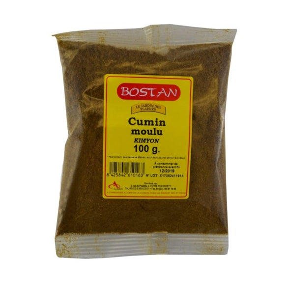Cumin moulu 100gr BOSTAN - TurkishTime