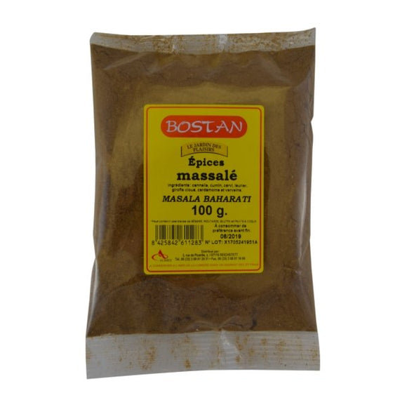 Epices Garam Massala 100gr BOSTAN - TurkishTime
