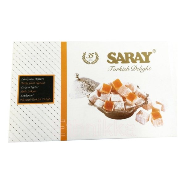 Lokum Nature 400gr SARAY - TurkishTime