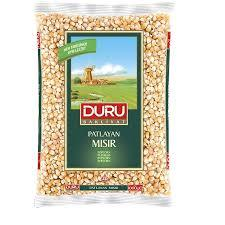 Mais pop corn 1kg DURU - TurkishTime