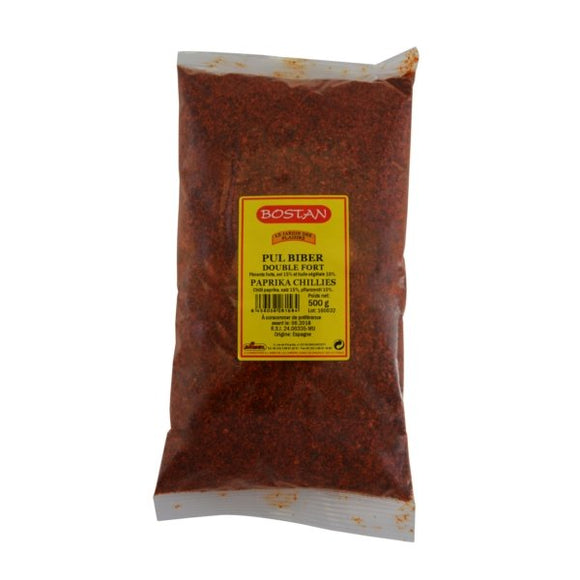 Piment d'antep 500gr BOSTAN - TurkishTime