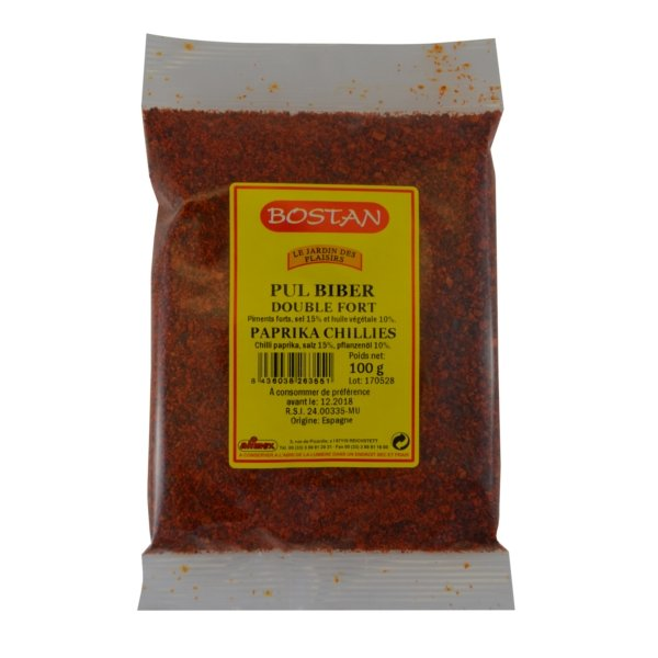 Piment fort d'Antep 100gr BOSTAN - TurkishTime