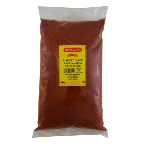 Piment rouge doux 1kg BOSTAN - TurkishTime