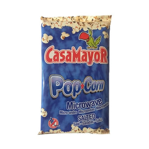 Pop-corn micro-ondes salé 100gr CASAMAYOR - TurkishTime