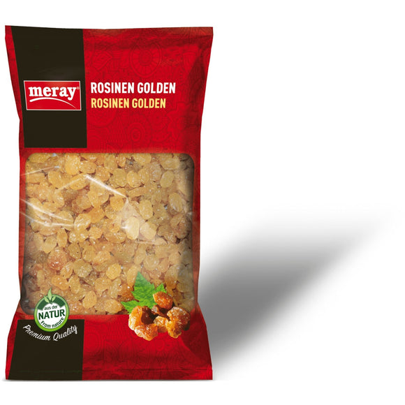 Raisins golden 250gr MERAY - TurkishTime