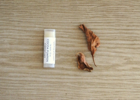 Cocoa Pumpkin Cheesecake Lip Balm