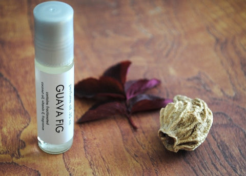 Guava Fig Perfume Oil