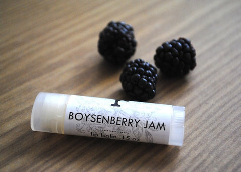 Boysenberry Jam Lip Balm