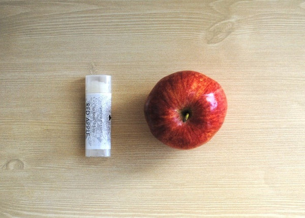 Red Apple Lip Balm