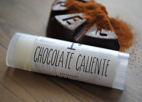 Chocolate Caliente Lip Balm