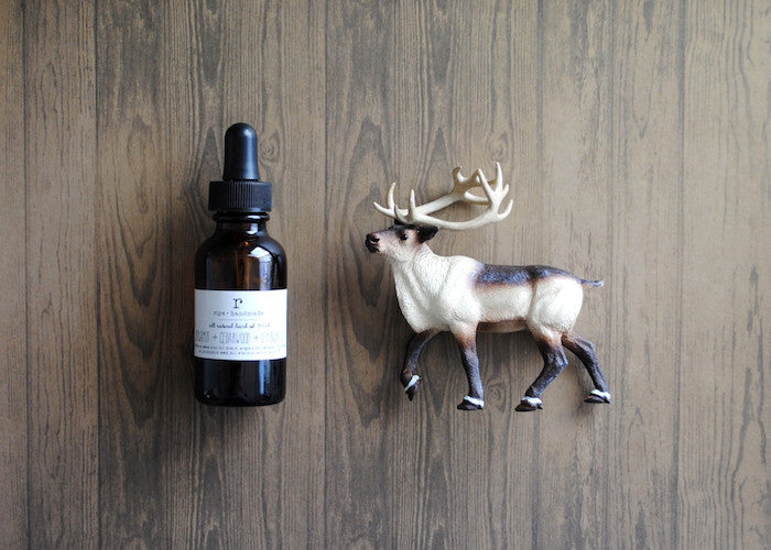 Bergamot, Cedarwood and Lemongrass Beard Oil