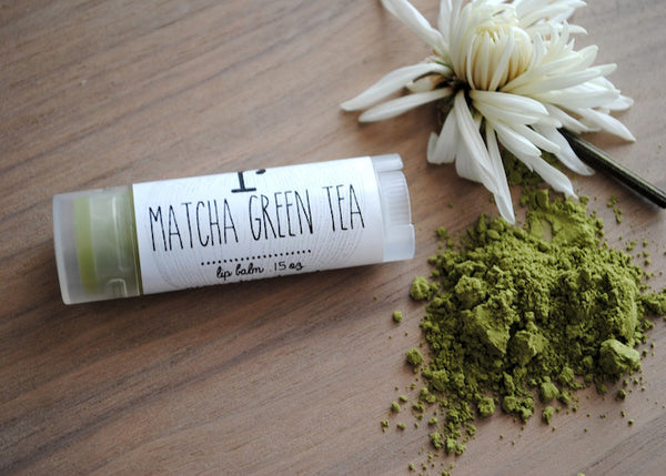 Matcha Green Tea Lip Balm