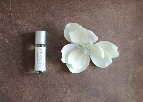 Dirty Gardenia Perfume Oil