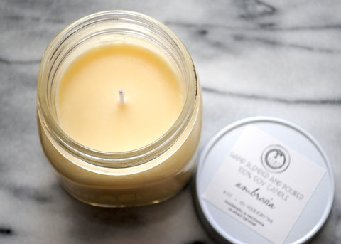 Ambrosia Soy Candle