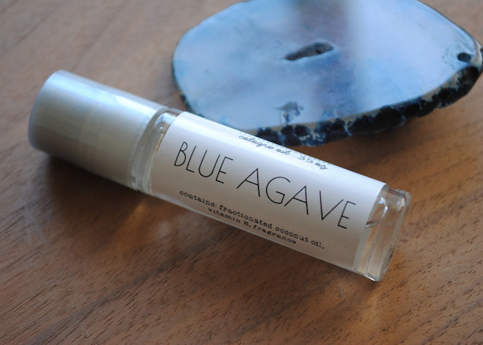 Blue Agave Cologne Oil