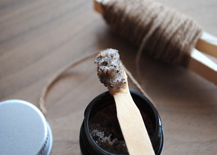 Coffee Sugar Lip Scrub