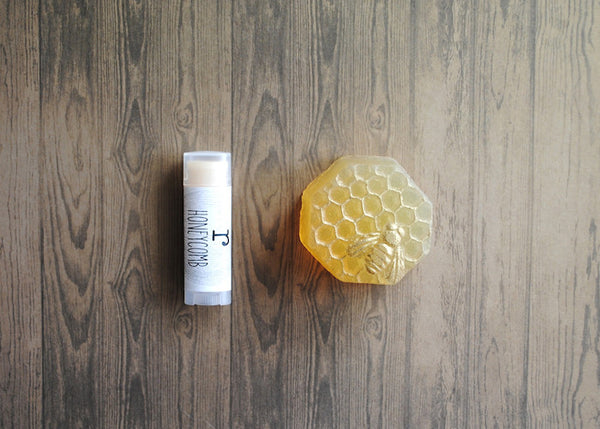 Honeycomb Lip Balm