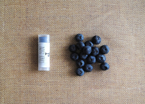 Indigo Berry Lip Balm