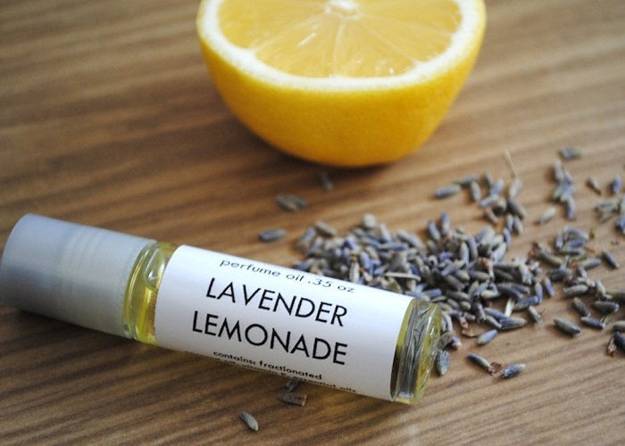 Lavender Lemonade Perfume Oil