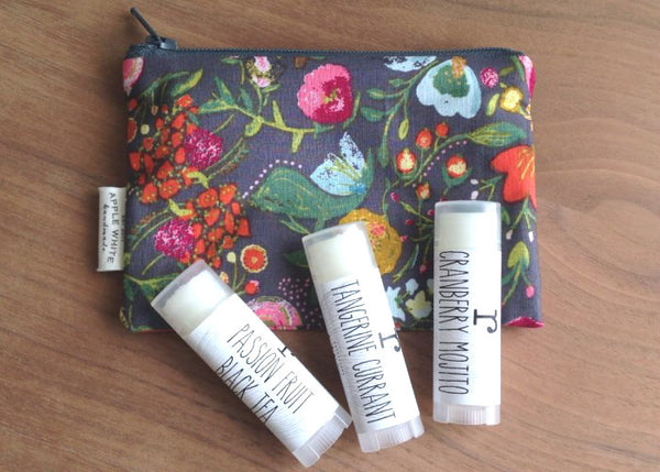 Garden Party Lip Balm Set
