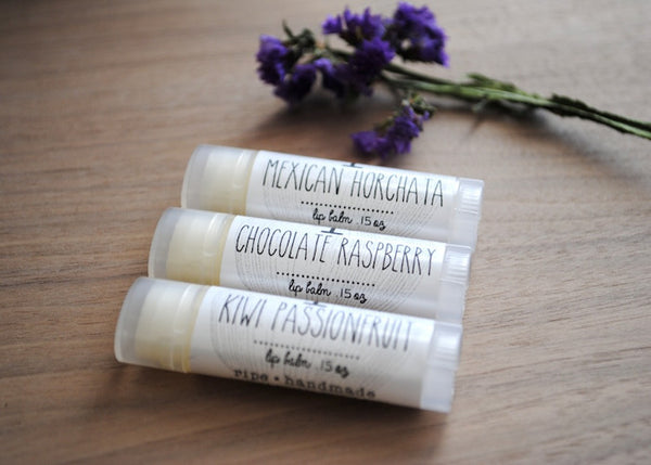 White Chocolate Coconut Lip Balm