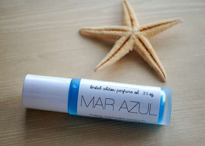 Mar Azul Perfume Oil