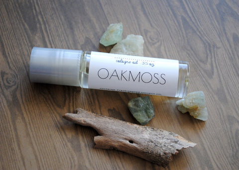 Oakmoss Cologne Oil