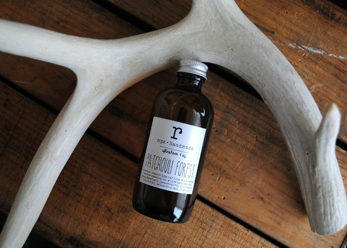 Patchouli Forest Aftershave